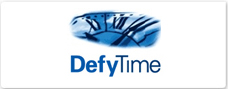 Website Design Swansea for Defy Time